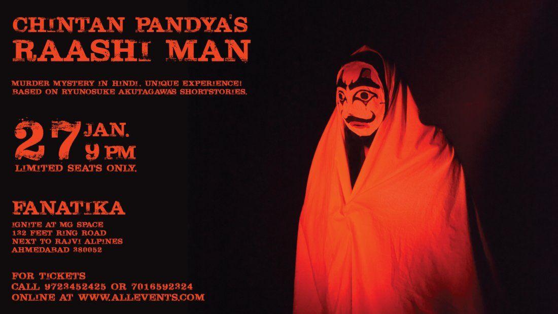 Chintan Pandyas Raashi Man (Hindi Play)