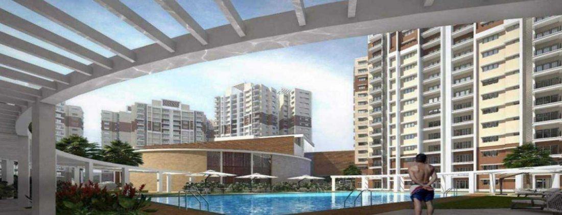 Prestige Sunrise Park Ready to Move in Bangalore