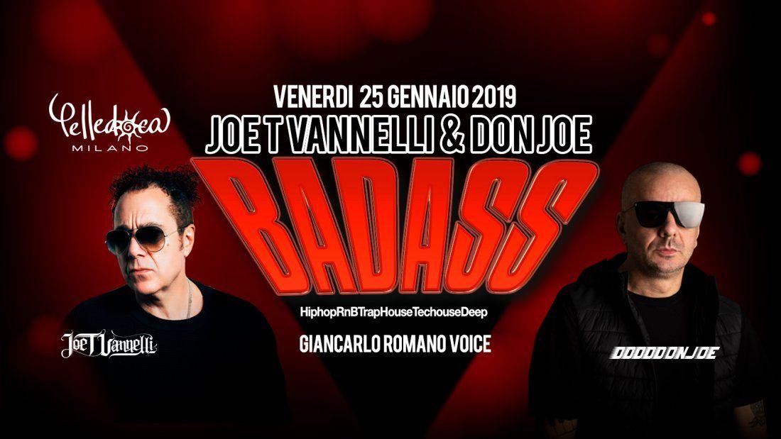 All in One Night Cena Cantata & Badass