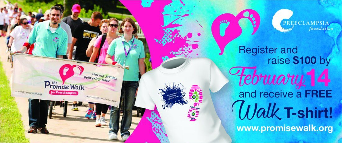 Green Bay Promise Walk for Preeclampsia