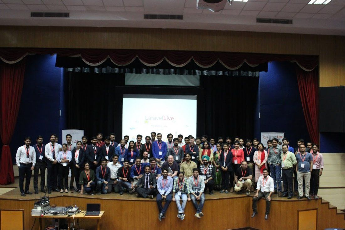 LaravelLive India 2019 Conference