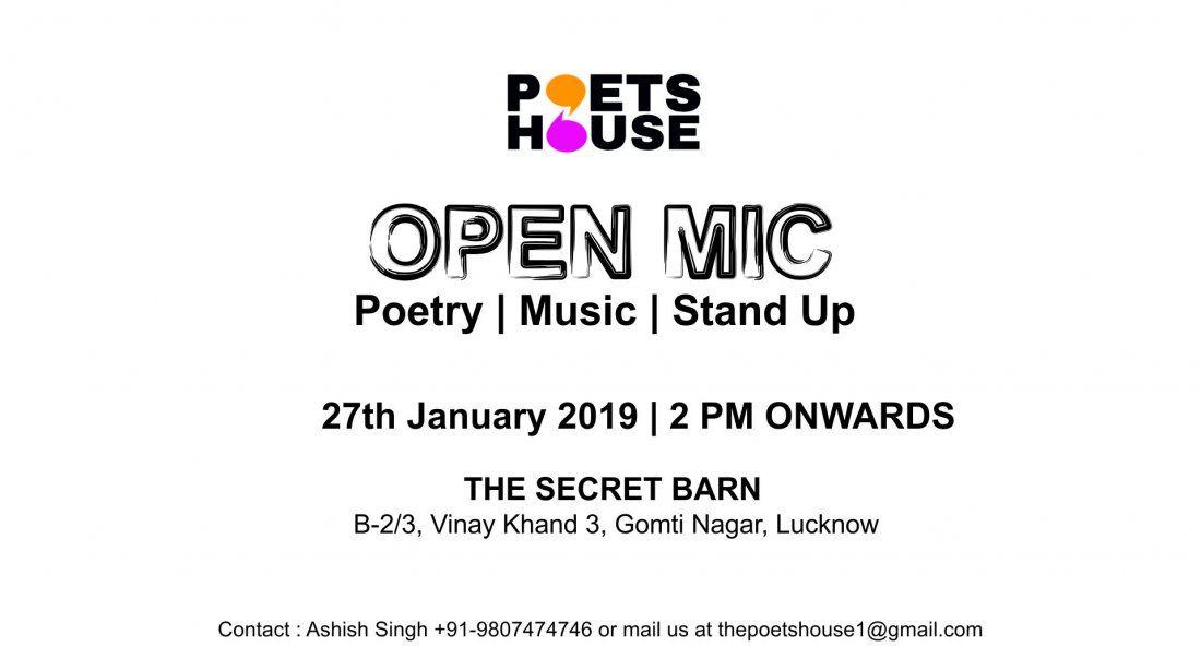 Lucknow Open Mic 7.2