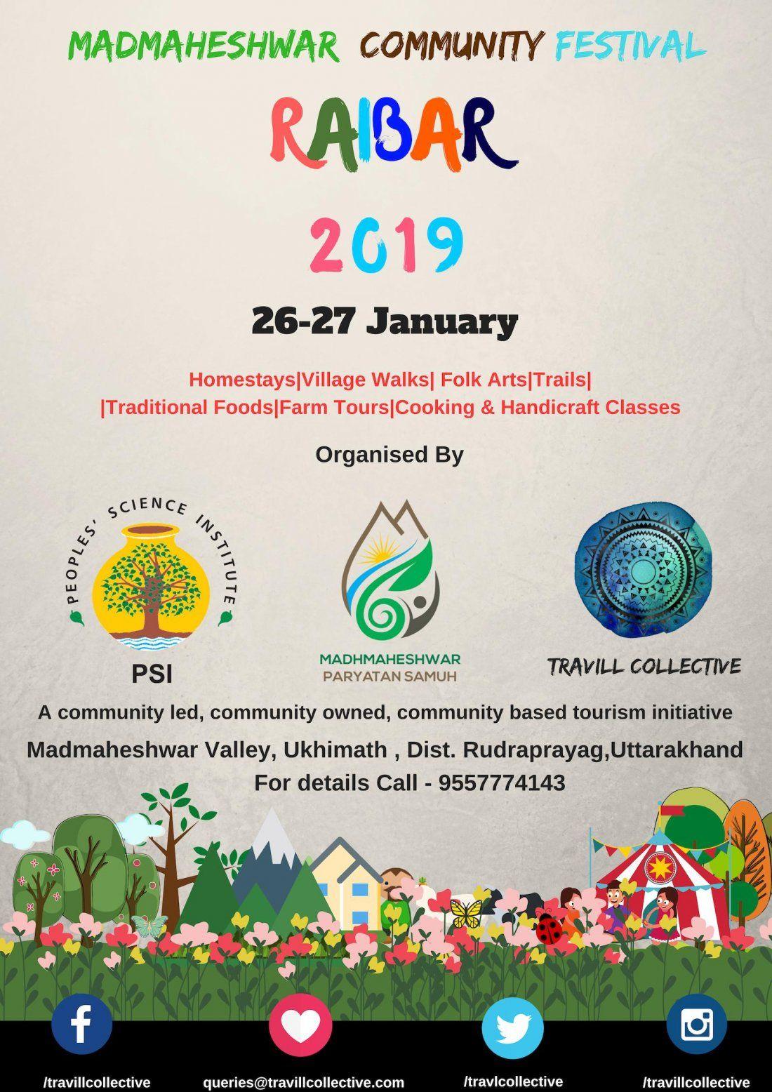 Madmaheshwar Community Festival