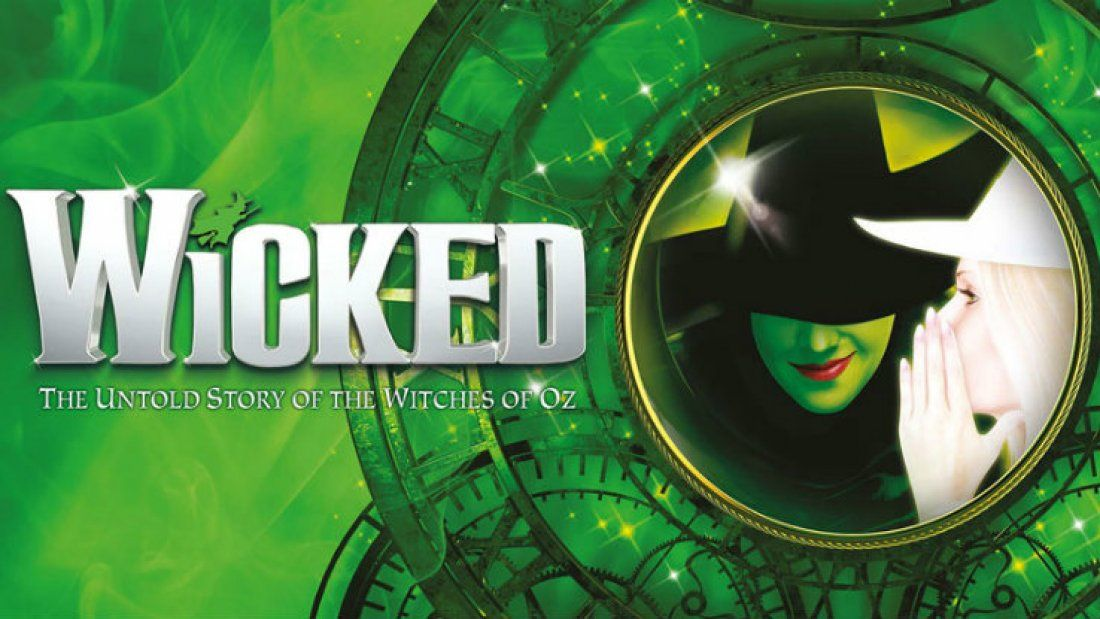 Wicked at Gammage Auditorium Tempe AZ