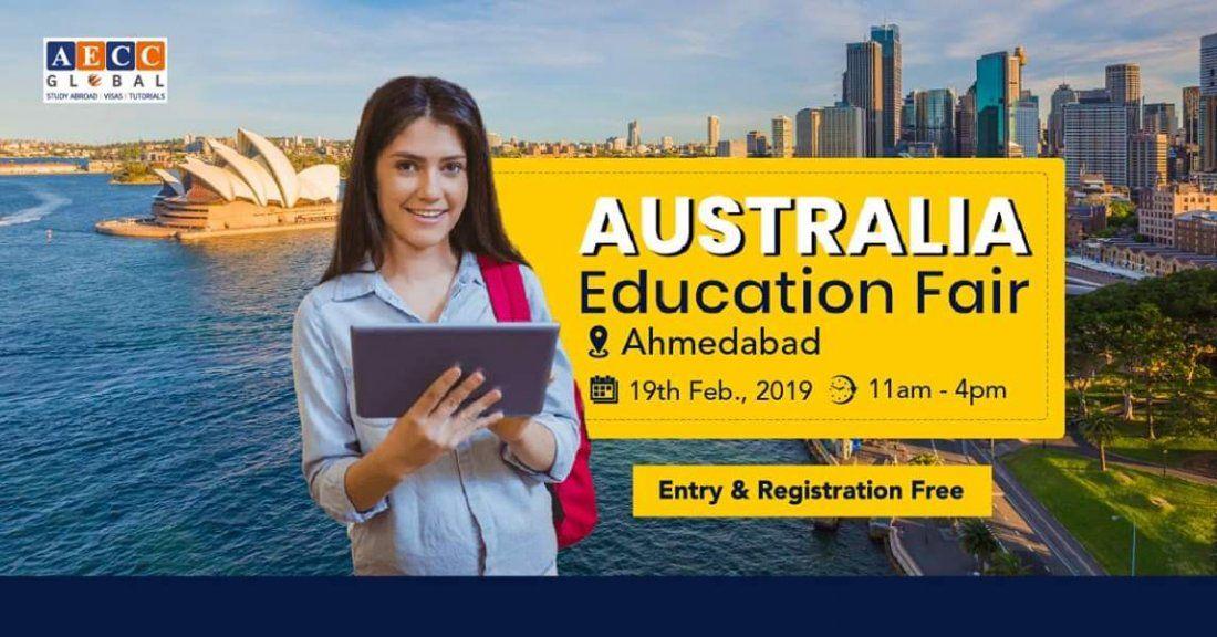 AECCs Australia Education Fair