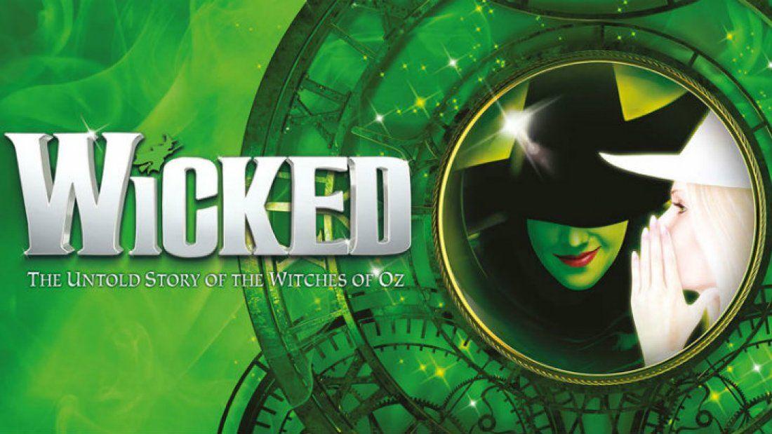 Wicked at Gammage Auditorium Tempe AZ