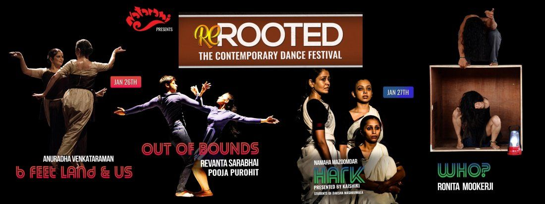 Re-Rooted The Contemporary dance festival