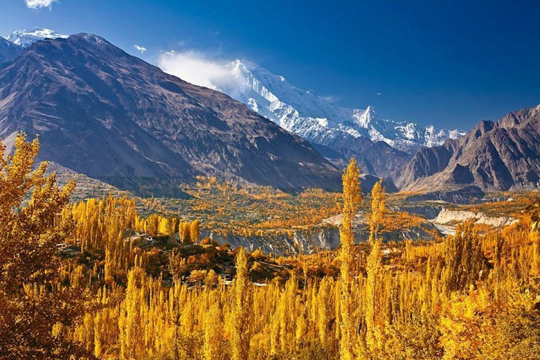 Hunza Valley Spring Tour 2019