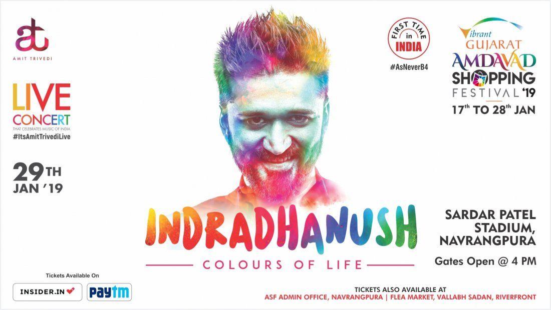 Amit Trivedi Indradhanush Live in Concert ASNeverB4