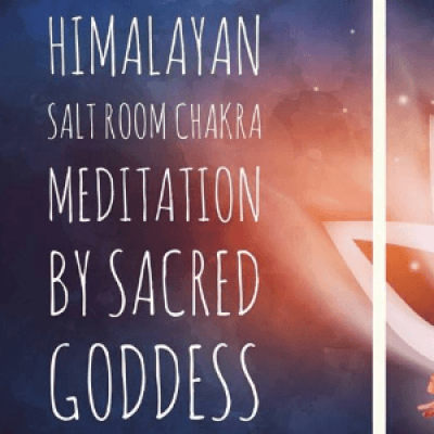 Salt Room Chakra Guided Meditation