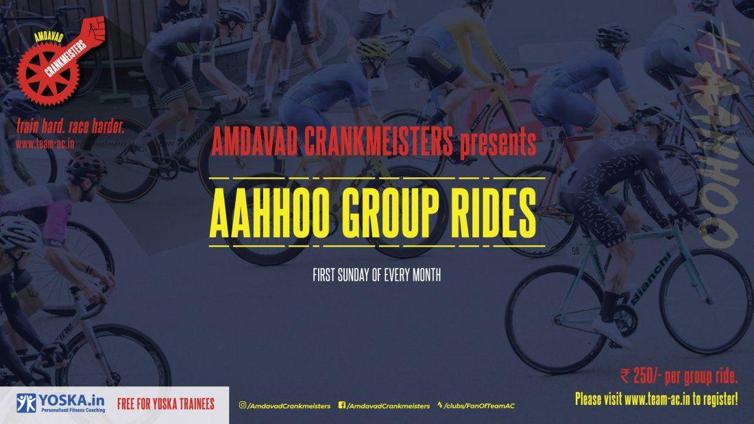 Aahhoo Group Rides (AGR)