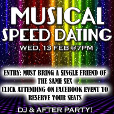 speed dating i pretoria dating ideer i indianapolis