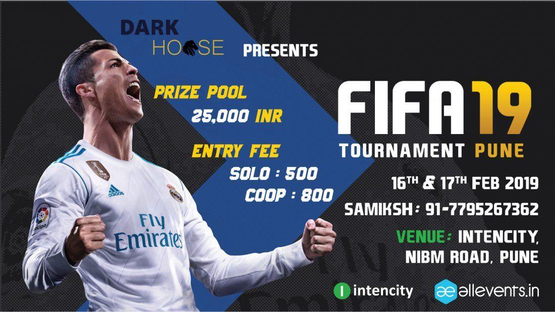FIFA 19 Tournament - Pune
