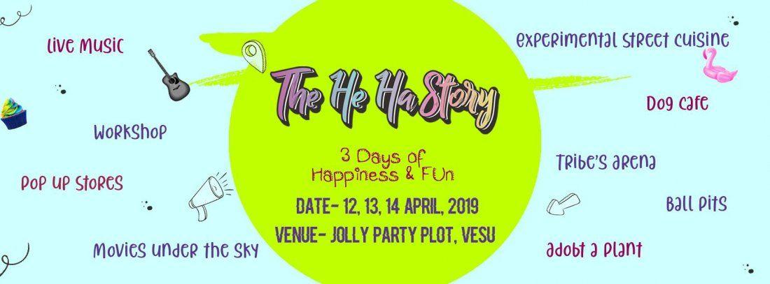The He Ha Story