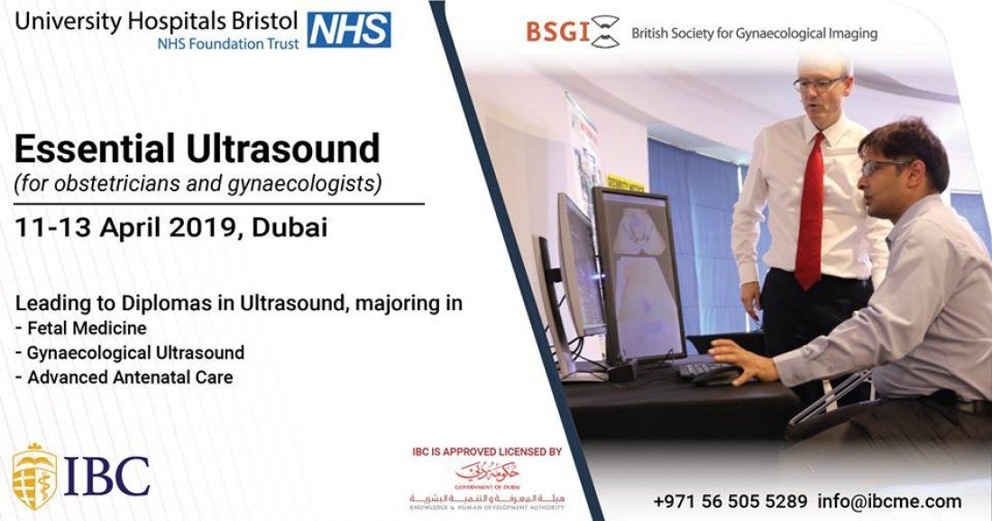 Essential Ultrasound for Obstetricians and Gynaecologists