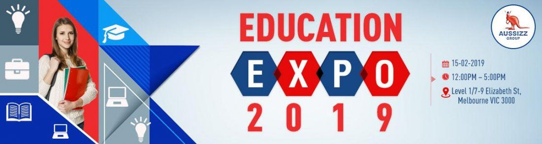 Education Expo 2019 at Aussizz Group Melbourne