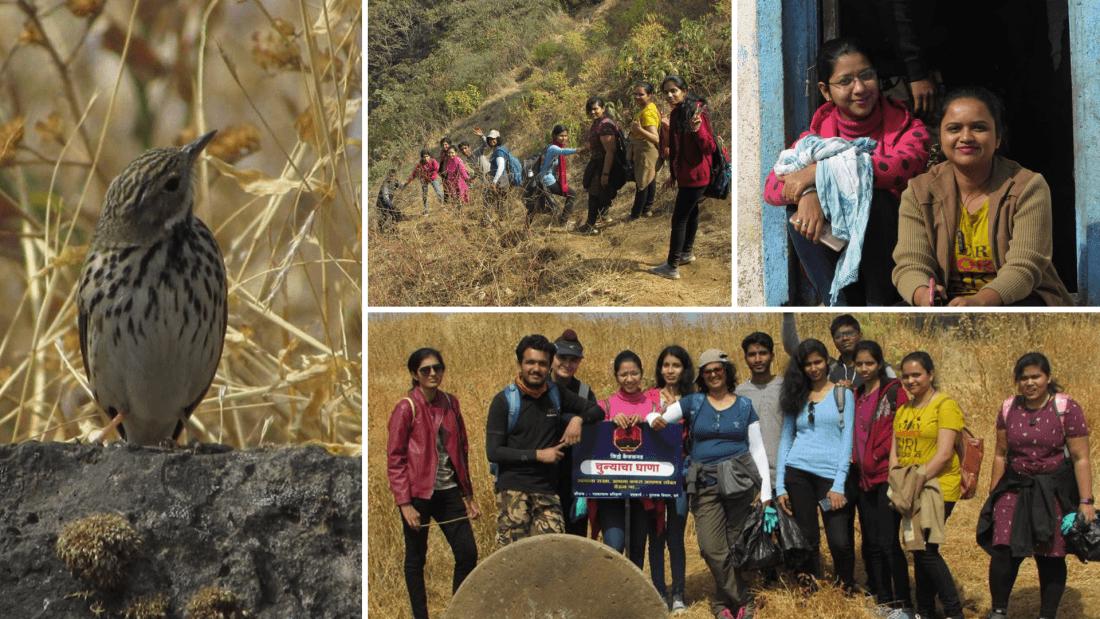 Nelda Treks for a Cause Kamalgad Fort And Pandavgad Fort Trek