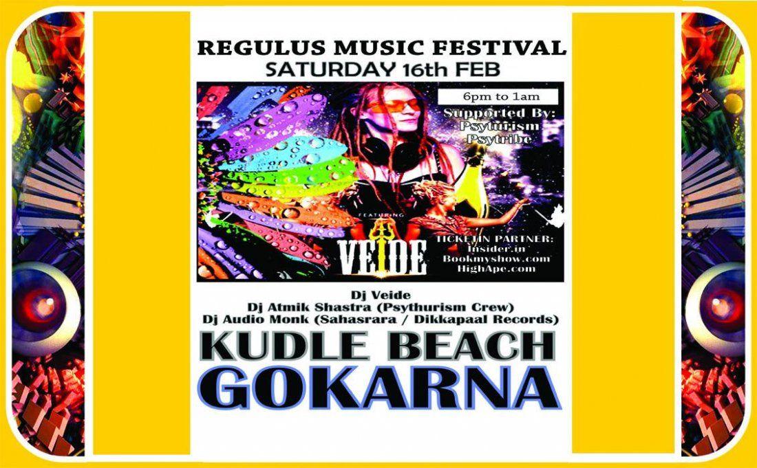Regulus music festival gokarna