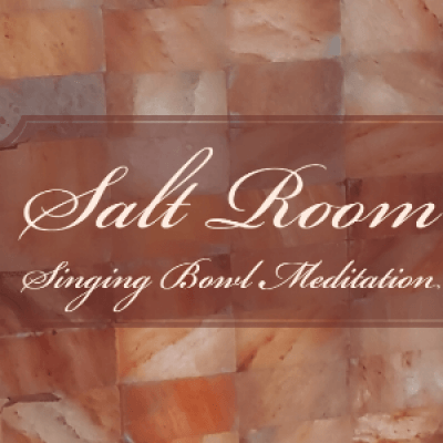 Salt Room Crystal Singing Bowl Meditation
