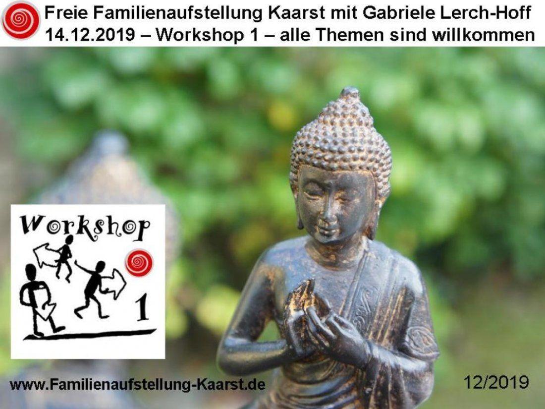 Freie Familienaufstellung Kaarst  Workshop 1  alle Themen sind willkommen