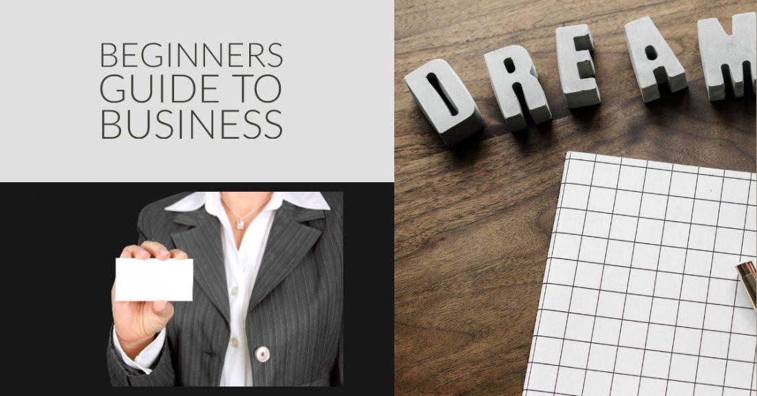 Beginners Guide to Business  Discussion
