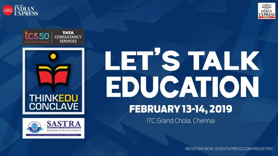 THINKEDU CONCLAVE - CHAPTER 7 OF TNIE Ideas for a new India