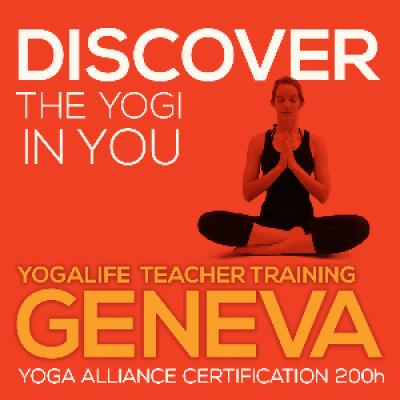 Yoga Teacher Training 200hours by Yogalife