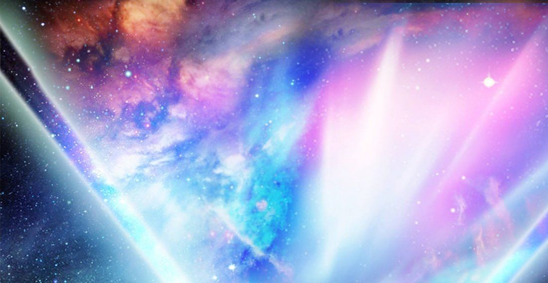 Galactic Union of Light  YOUniversal Breath of Life