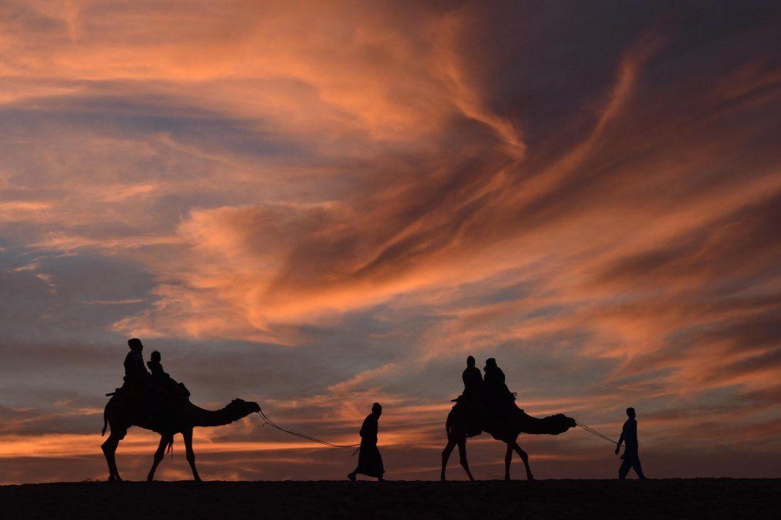 Jaisalmer - Starry Desert Nights