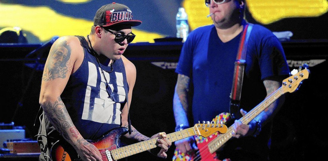 Sublime with Rome at Volvo Car Stadium At Family Circle Tennis Center Charleston SC