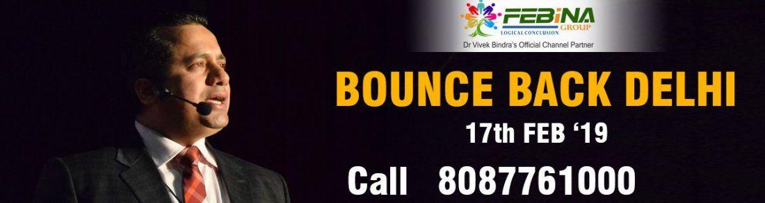 Bounce Back Delhi