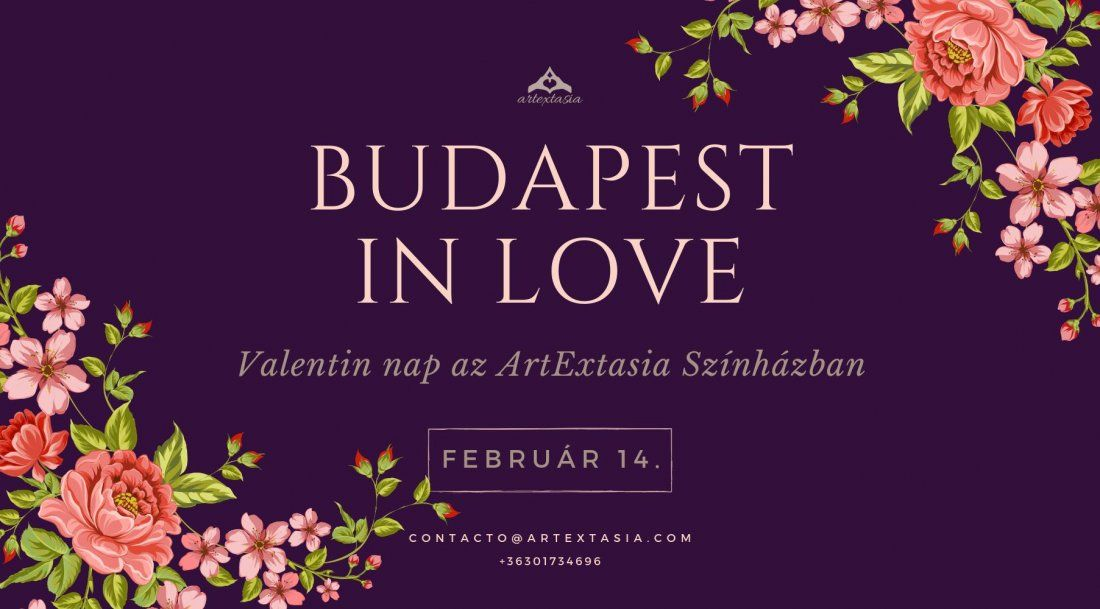 Budapest in Love