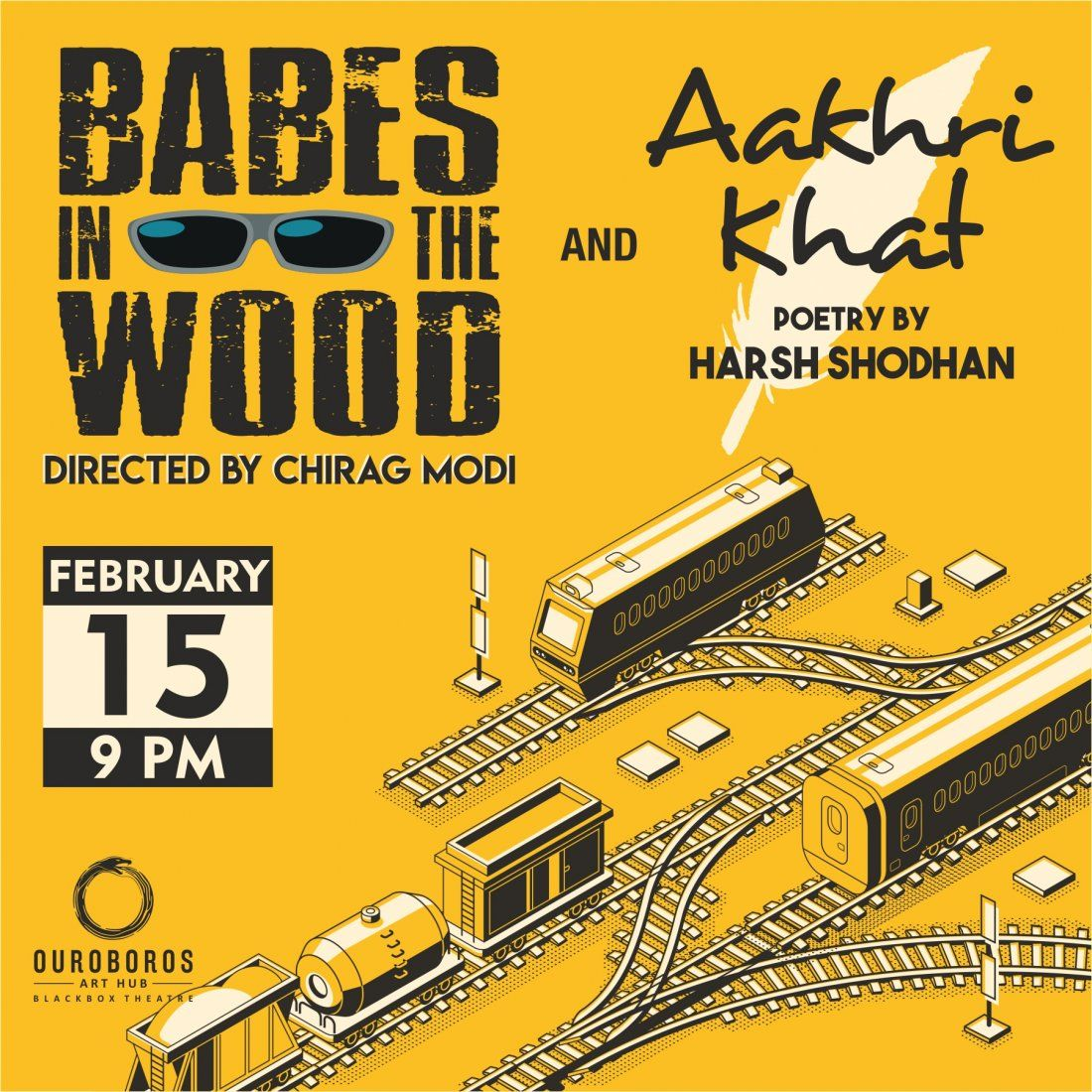 BABES IN THE WOOD & AAKHRI KHAT