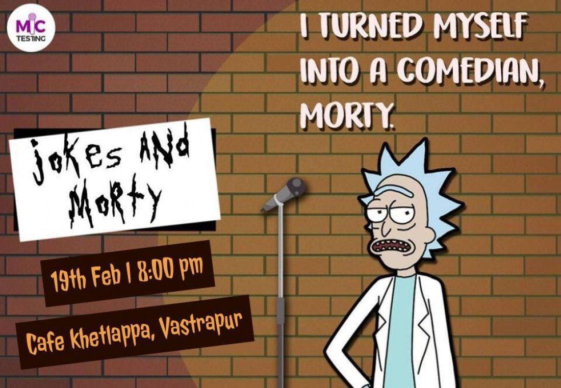JOKES AND MORTY