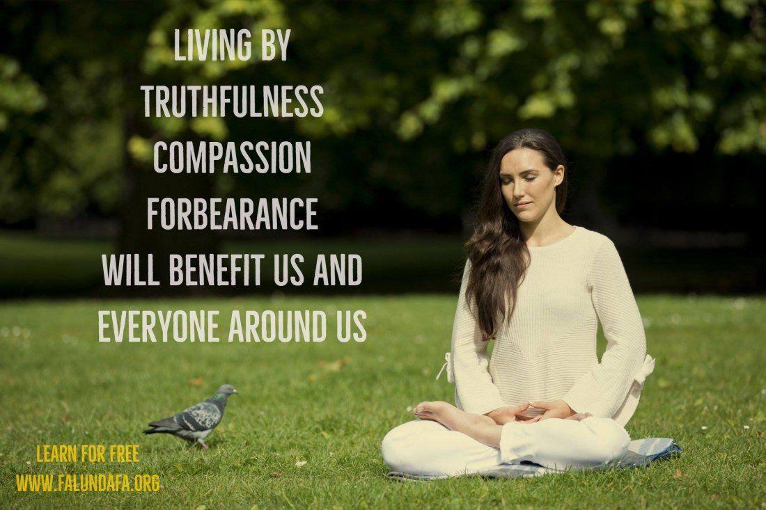 Falun Dafa Gratis Qigong Workshops in Alkmaar