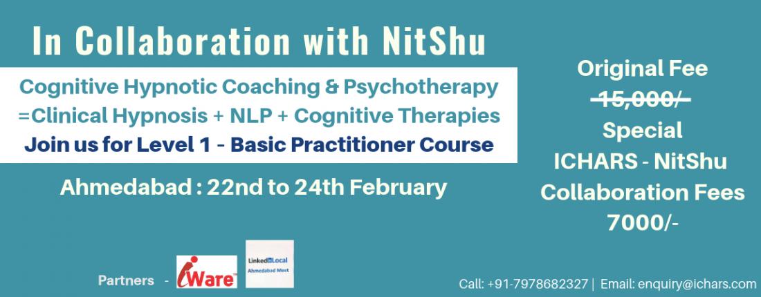 Cognitive Hypnotic Learning International Certification Program