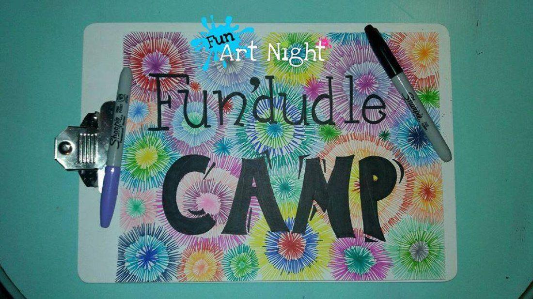 Fundudle Art Camp - Waynesboro