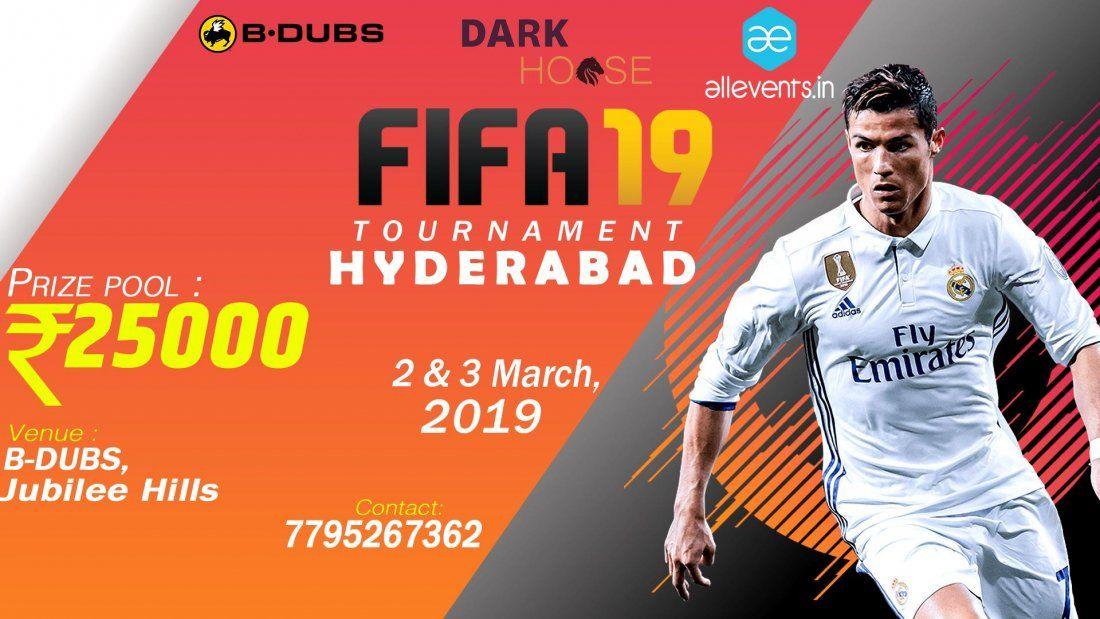 FIFA 19 tournament - Hyderabad