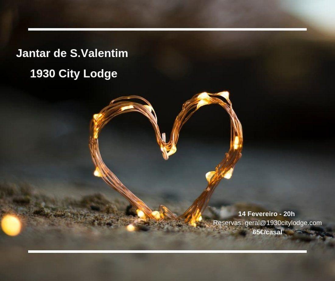 Jantar de S. Valentim
