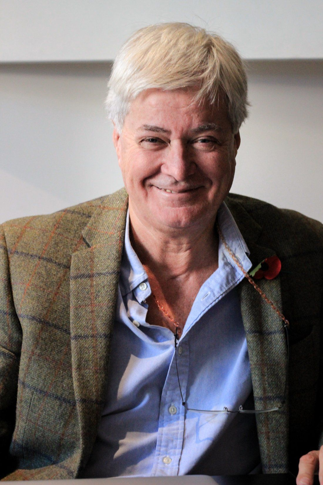 The Fine Wine Business Network  An evening with Robin Sheppard  Chairman of Bespoke Hotels