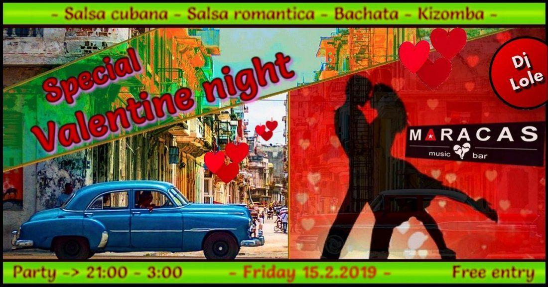 Valentine night in Maracas  Dj Lole