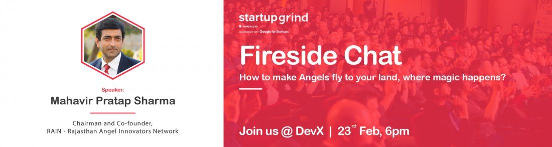 Fireside Chat - How to make Angels fly to your land where magic happens