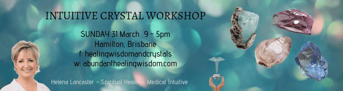 Intuitive Crystal Workshop