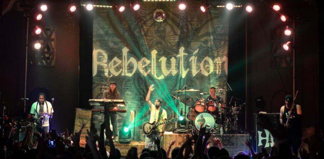 Rebelution at Brittlebank Park Charleston SC