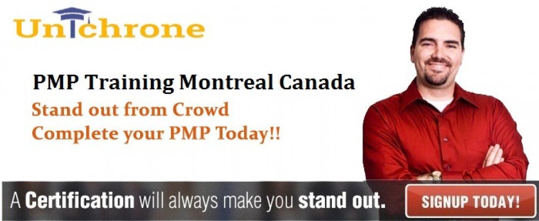 Pmp Training Course Montreal Canada At Montreal Montreal