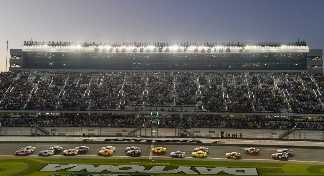 Live  Daytona 500 Monster Energy Cup 2019