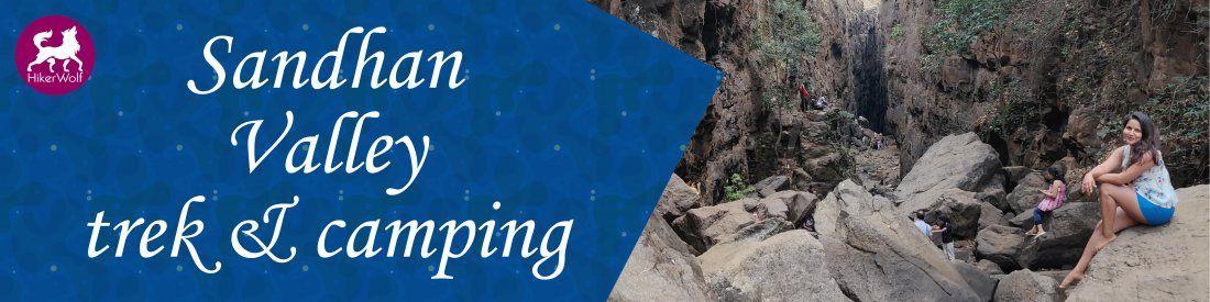 HIkerWolf - Sandhan Valley Trek & Camping