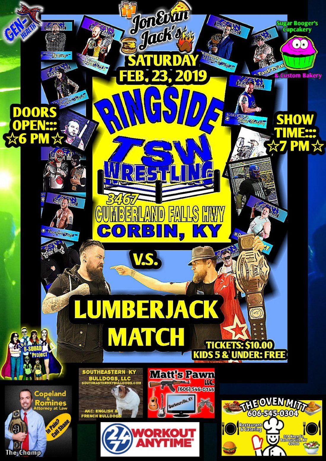 TSW Wrestling 2232019