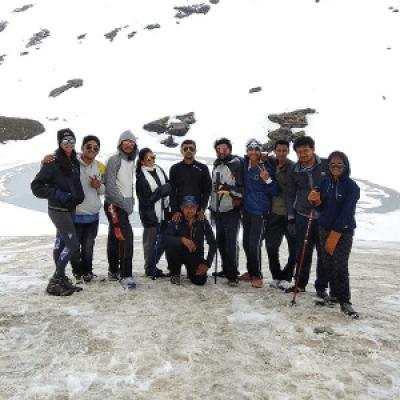Manali -Bhrigu Lake Trekking Camp - 2019