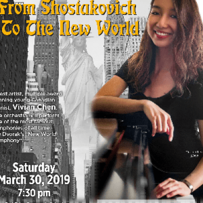 From Shostakovich to the New World